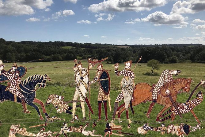 1066 Battle of Hastings, Birling Gap and Seven Sisters Tour