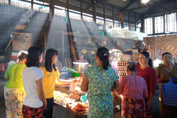 Magical Shwedagon Pagoda Half Day Tour