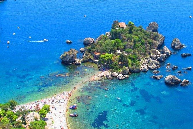 Tour Taormina, Noto, Marzamemi 2 days from Palermo