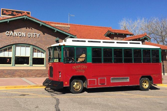 Cañon City Trolley Rental (3 Hours)