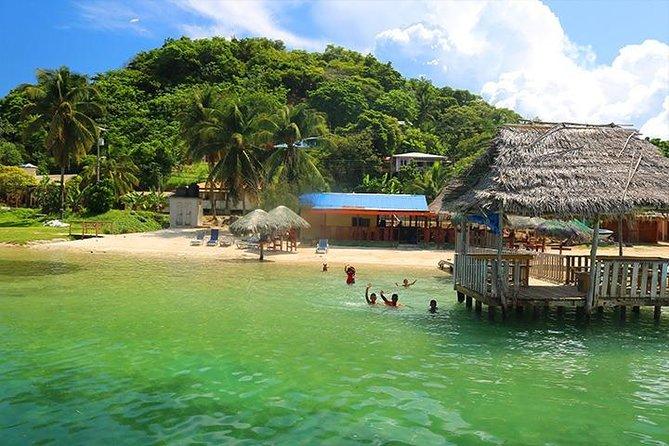 Exploring Roatan's Fishing Villages Adventure Private Trip