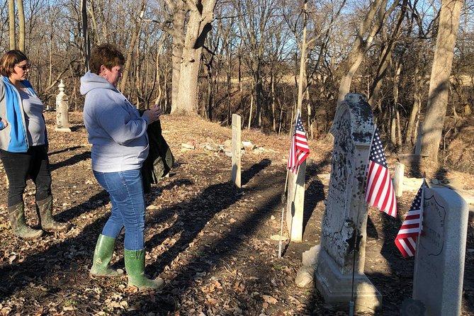 Indian Burial Mounds & Forgotten Graveyards Tour