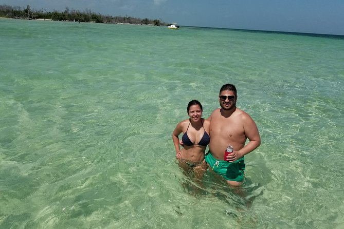 Boat Excursion in Florida Keys with Snorkeling Equipment