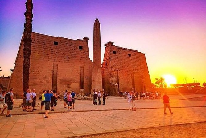 A full day to discover the history of Luxor