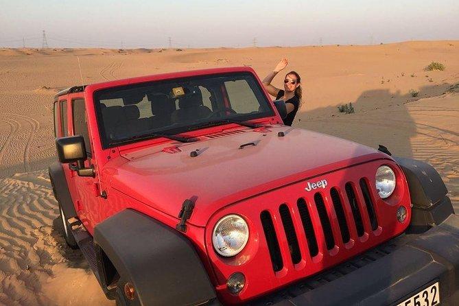 Desert Jeep Safari AmazingJaisalmer