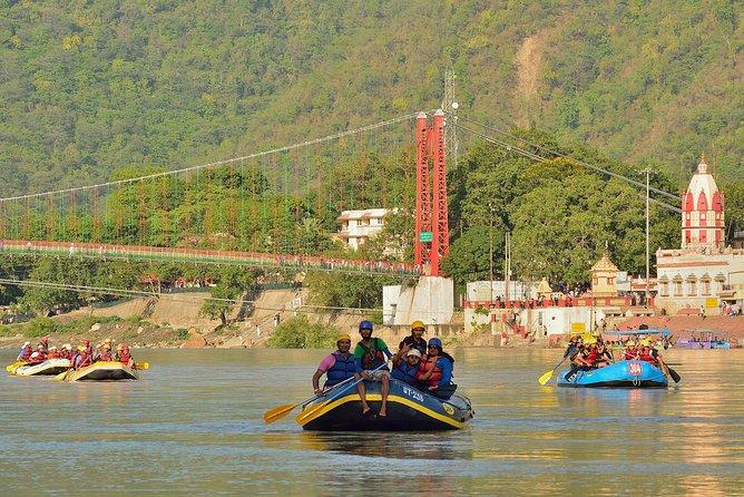 Rafting Brahmpuri Down (9 km)