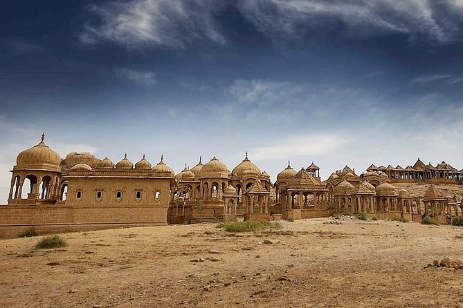 Guided Jaisalmer City Tour With Drop Off at Udaipur