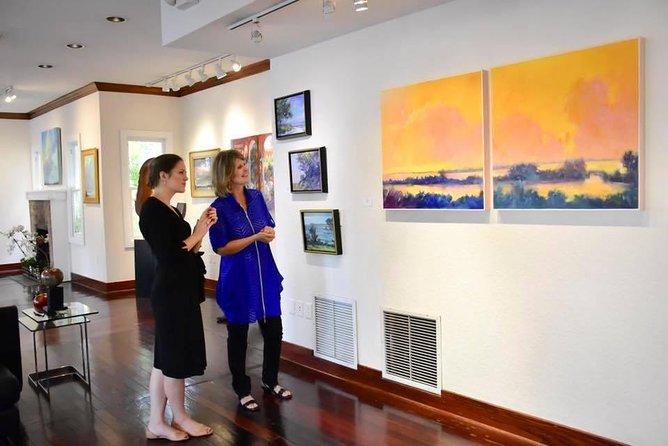 Sarasota Local Art Gallery Crawl