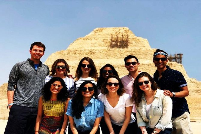 Half-Day Private Guided Tour to Saqqara and Memphis from Cairo