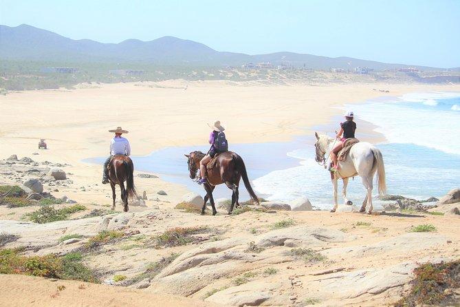 Horseback Riding Migrino Beautiful Beaches!