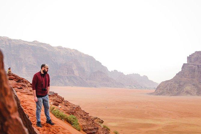 Jordan Horizons Tours : Wadi Rum Shore Excursion Aqaba Port