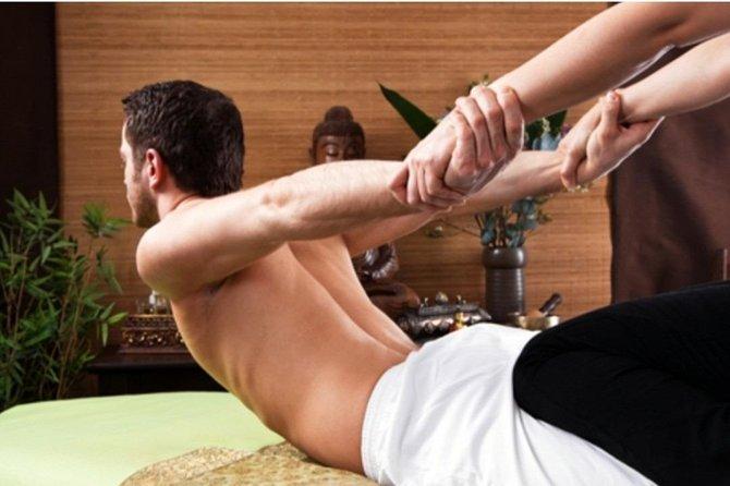 Full Vitality Spa Benalamadena massage of the world
