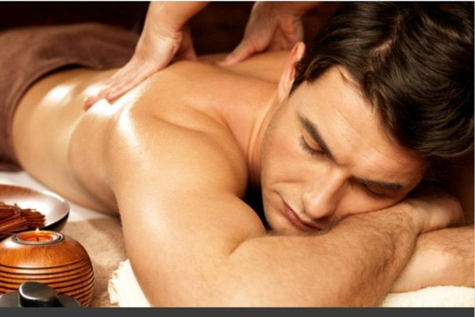 deep tissue massage Benalmadena