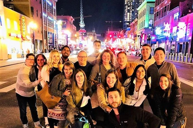 Night-Time Nashville All-Inclusive Pub Crawl