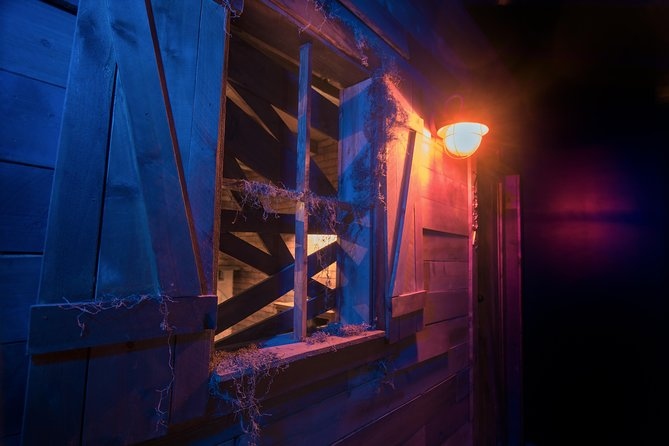 The Cabin Escape room experience in Las Vegas