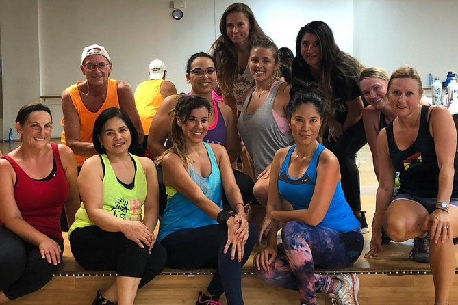 Zumba Classes in Kihei Maui - Private or Group (This class is high impact )