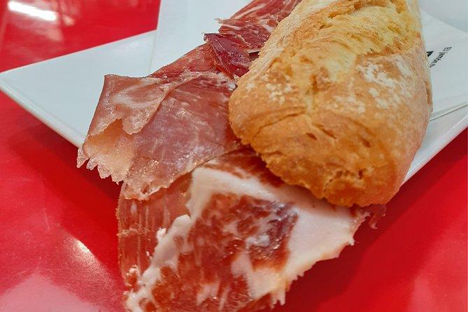 Premium Acorn Ham Sandwich + drink (Take Away)