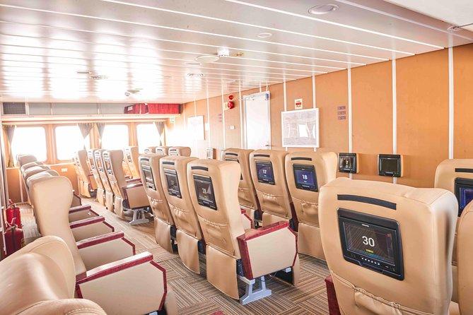 Ferry tickets from Tran De (Soc Trang) to Con Dao island by Con Dao Express