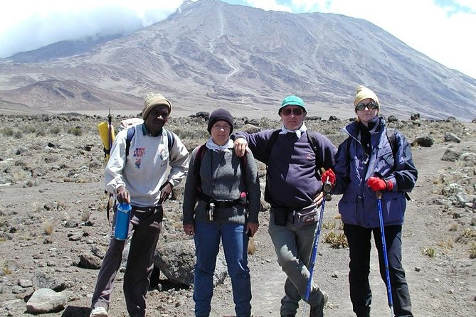 4 Day Mount Meru Climbing