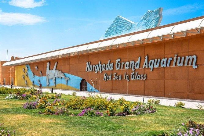 Grand Aquarium Ticket - Hurghada