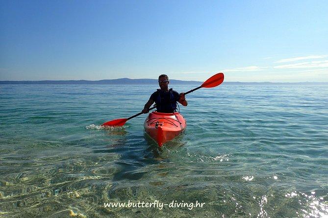 Double kayak rental 2h