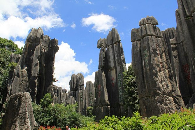 1-Day Private Tour:Stone Forest and Western Hill(Dragon Gate) from Kunming