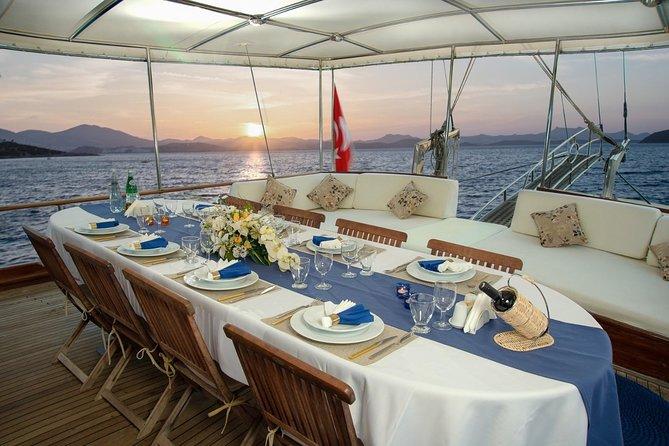 One Week all-inclusive Mediterranean Blue Voyage South-West Turkey