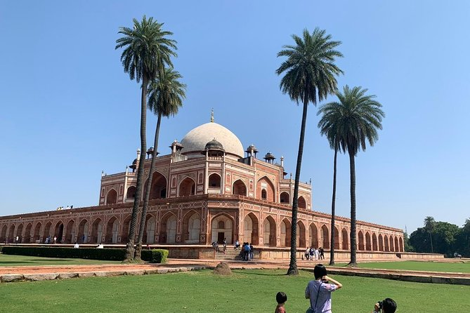 Private Half-Day Delhi City Tour Including Entrance Fees