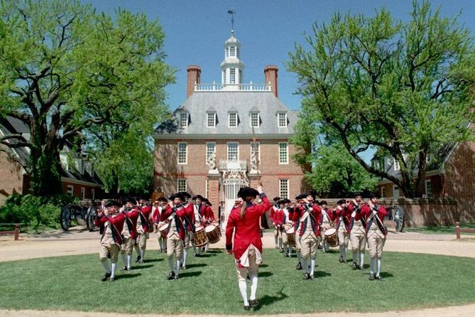DC to Colonial Williamsburg, Jamestown Settlement, American Revolution Museum