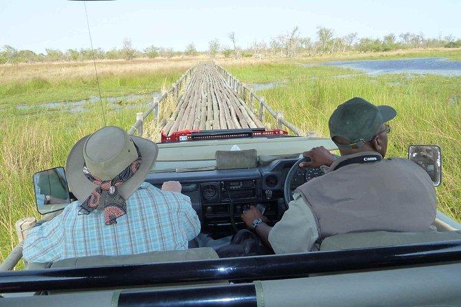 Okavango delta - Chobe Adventure 7 Nights/8 Days