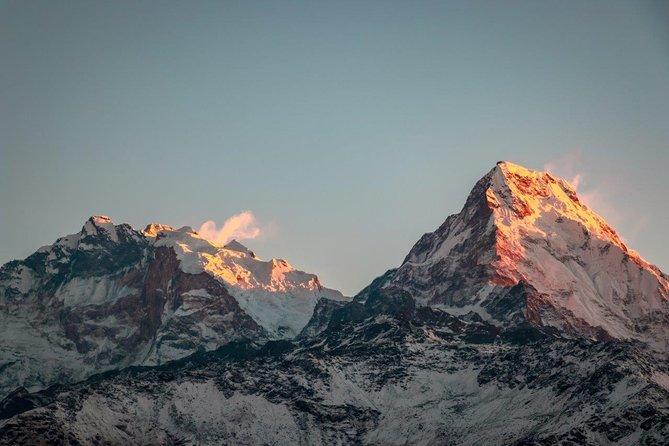 Classic Annapurna Sanctuary Trek (The old town route)