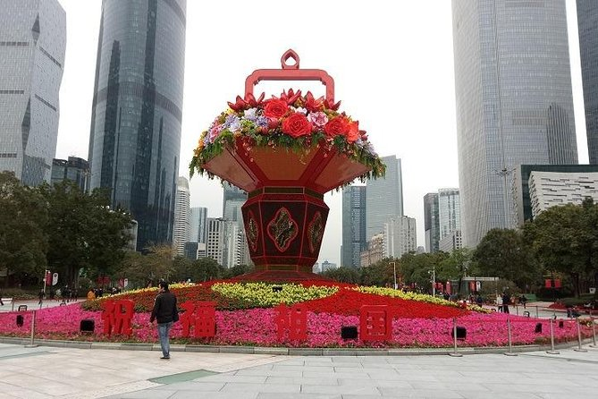 Amazing Guangzhou Private City Tour - Half Day