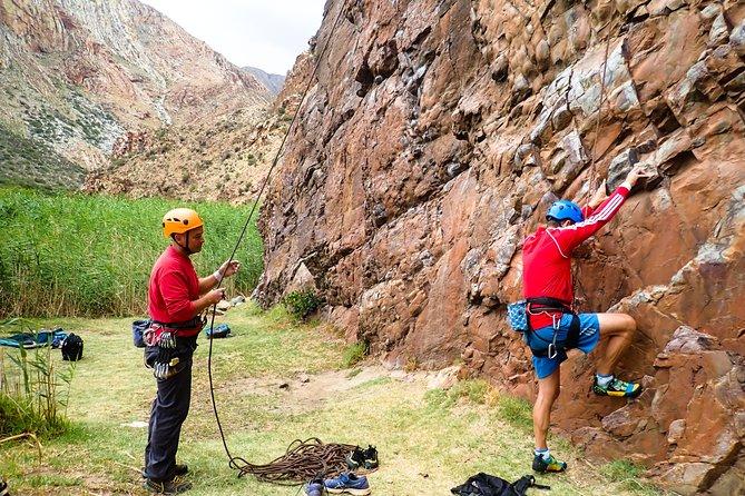 Rock Climbing, Mountain Biking and Hiking Tours