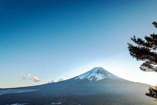 Mount Fuji Descent Bike Tour: Ride down the mountain!