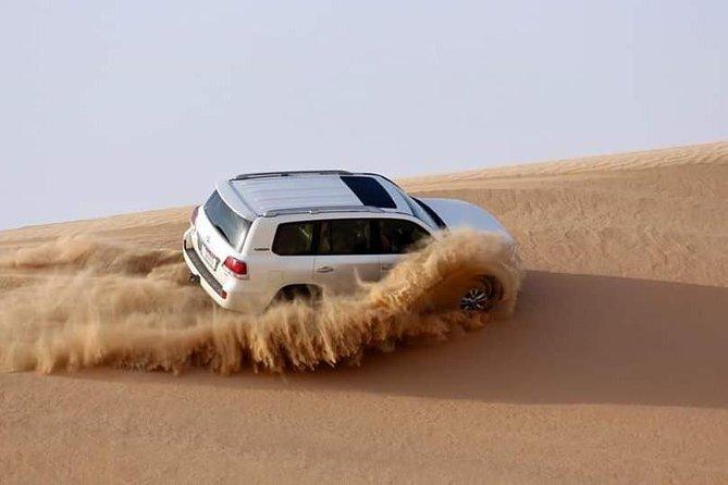 Dubai Desert Safari with Live Shows