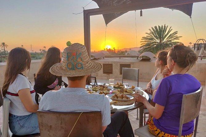 Desert & Oasis Bike tour in La Palmeraie of Marrakech