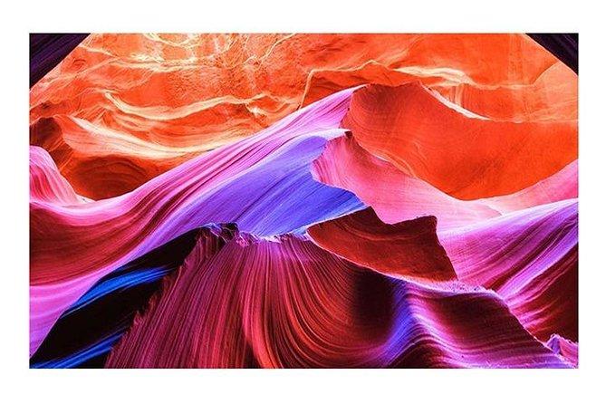 Antelope Canyon via Canyon X and Horseshoe Bend Scenic Tour from Sedona