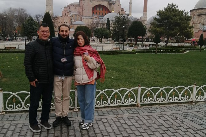 Hagia Sophia & Blue Mosque&Hippodrome Guided Tours Everyday /No que / No line!