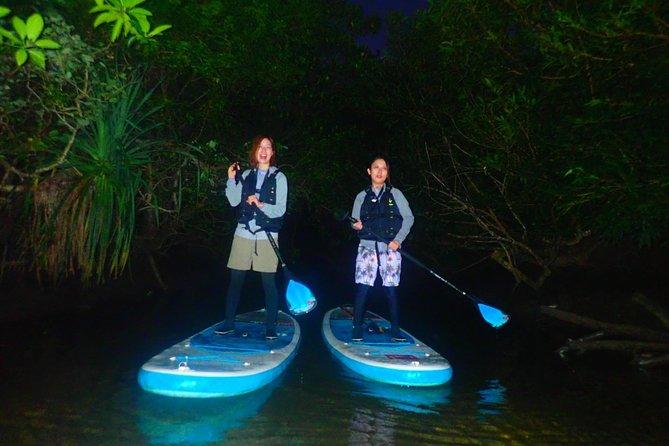 [Okinawa Iriomote] Night SUP/Canoe Tour in Iriomote Island