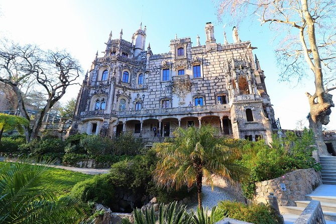 Sintra Private Tour, a dreamlike experience!