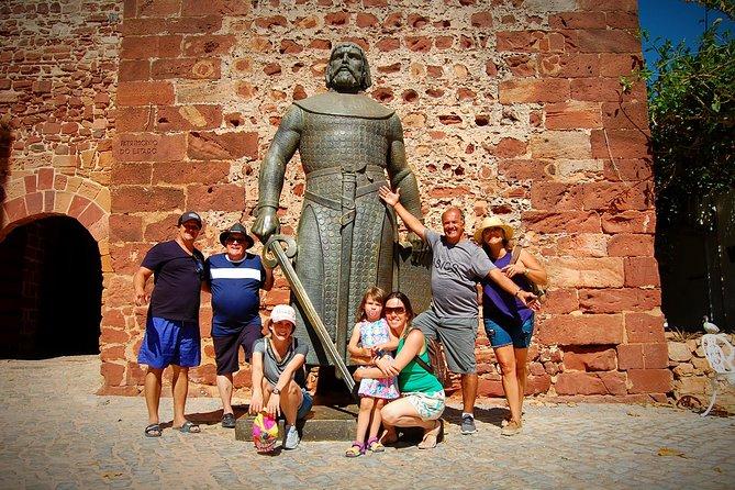 Carvoeiro and Silves Premium Tour > VTours Algarve