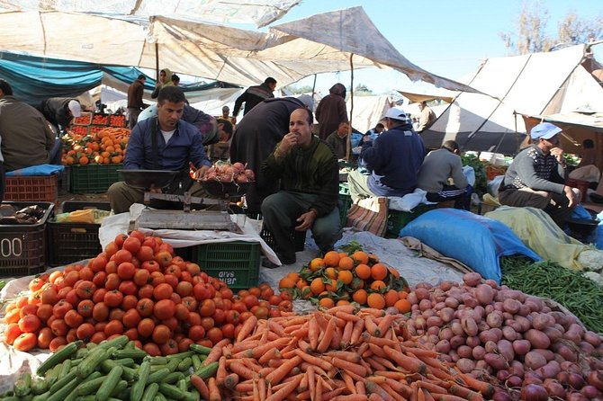 Atlas mountains, Berber villages, live like a local: Private Tour from Marrakech