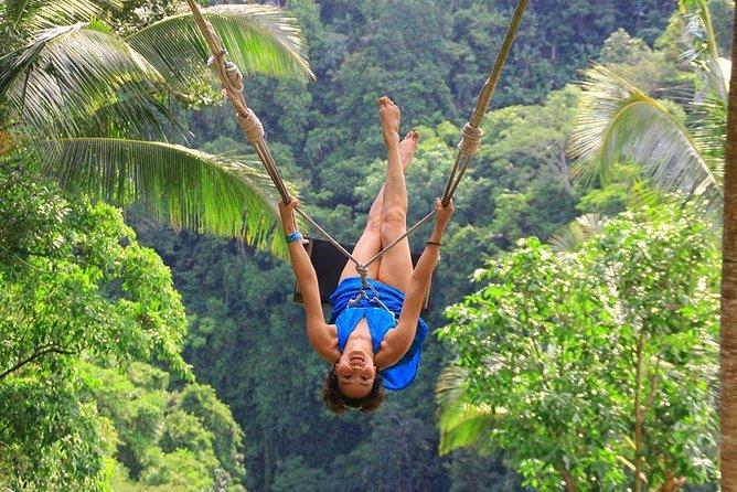 Swing,Rafting, and ATV 3 in 1 Packages with Surya Bintang Adventure