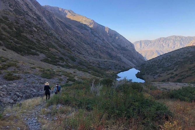 Trekking in Sayram-Ugam national park & Aksu canyon (2 days)