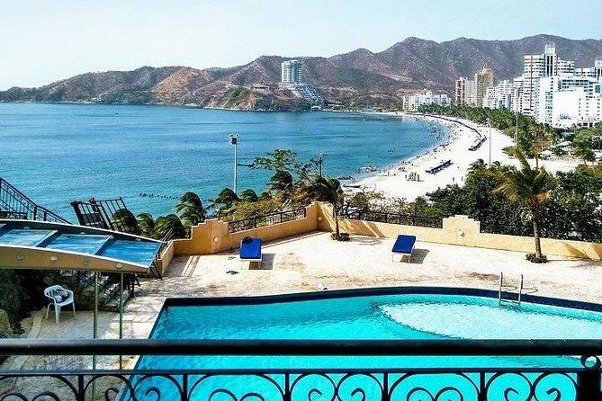 Transfer Cartagena - Santa Marta (One Way)