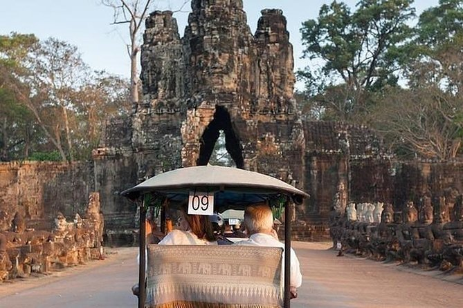Full Day Angkor Wat with Sunset by Tuk Tuk
