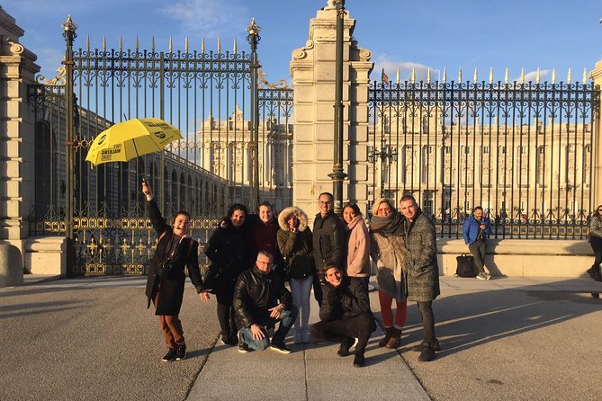 Guided Tour of Historic Madrid - Old Town