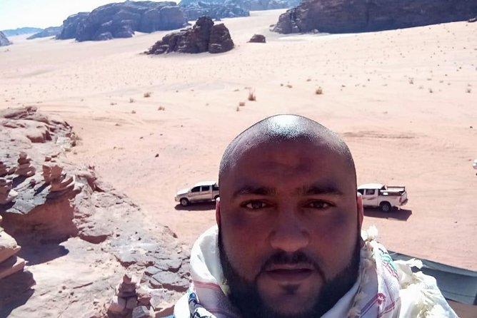 Petra and wadi rum trip