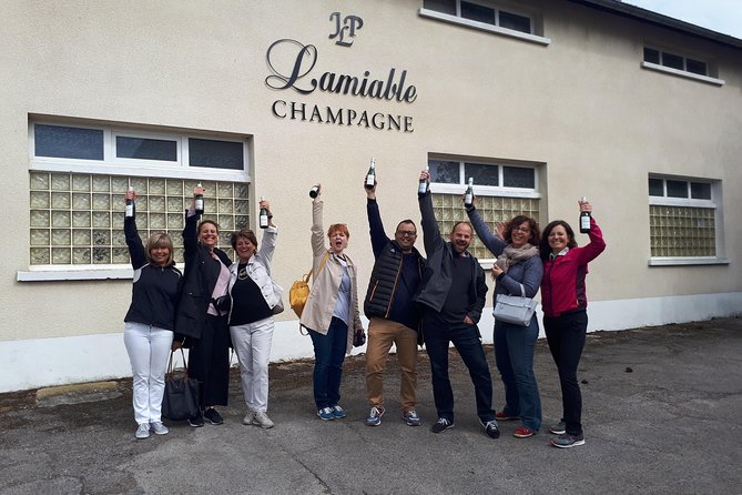 Champagne Lamiable: Make your own Champage bottle !