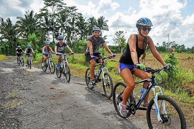 Bali Countryside Cycling and Uluwatu Tour